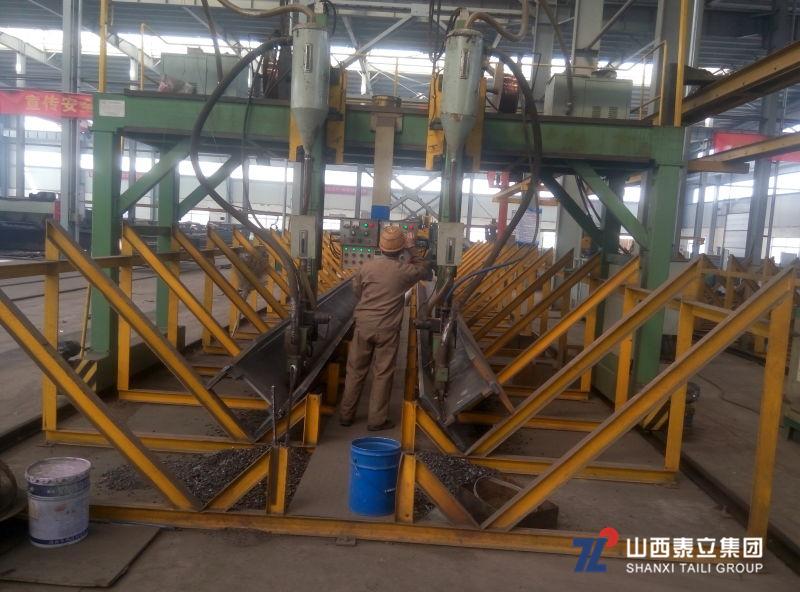 门型埋弧焊机