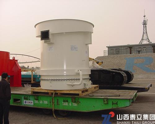 进口TBS洗煤设备