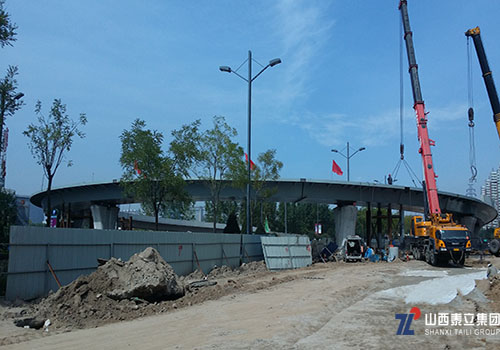 学府街匝道桥